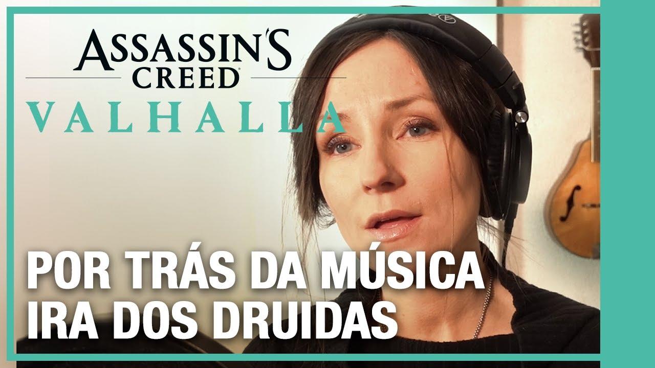 Assassin's Creed Valhalla: Por trás da música com Julie Fowlis | #UbiForward | Ubisoft