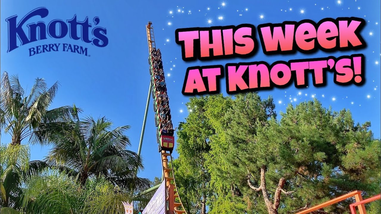 ACE Award, Exploring Ghost Town & More! | Knott's Berry Farm (2019)