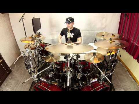 Drum Cover - Five Finger Death Punch - The Bleeding