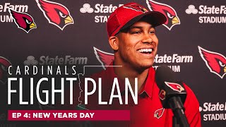 Episode 4: New Year's Day | Arizona Cardinals Flight Plan