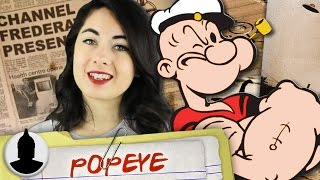 The Popeye Theory - Android Created By The Government? - Cartoon Conspiracy (Ep. 82) @ChannelFred