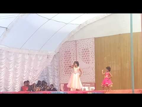 Dance Performance by Students at Universal School Lakhani 2016