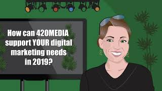 420MEDIA Animation! Meet VK