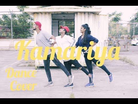kamariya Dance Cover | Darshan Raval | Latest Garba Song | Mitron  | Choreography Imran Shaikh