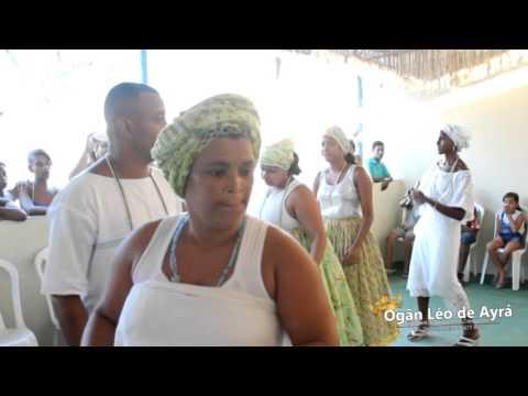 Kwe Ogun Xoroque - Doné Vanessa de Ogun ( Obrigação do Ogãn Baru 3 anos )