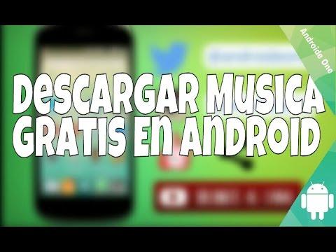 Descargar Musica Gratis En Android | 2015