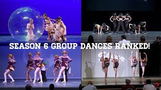 Season 6 Group Dances Ranked | Dance Moms