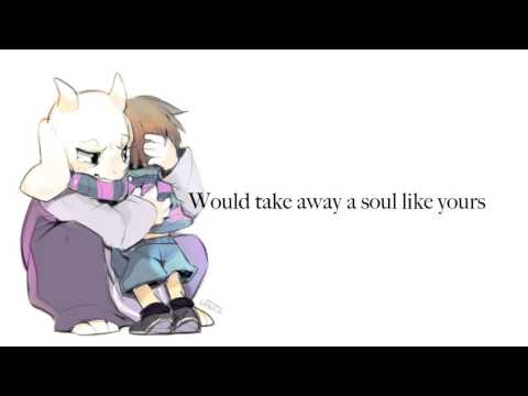 Undertale - Know you'll always be inside my heart (A song for Toriel)