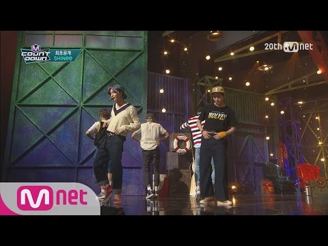 SHINee - 'VIEW' 0521 M COUNTDOWN COMEBACK