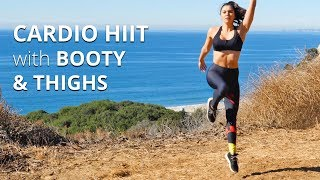 HIIT Workout -Butt Workout - HIIT Training for Women - HIIT Cardio Workout  -HIIT Workout At Home