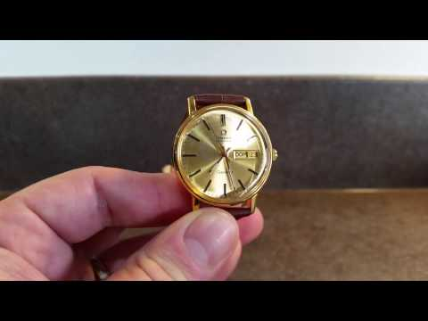 1973 Omega Geneve automatic vintage watch