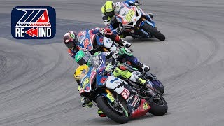 MotoAmerica Rewind: Pittsburgh EBC Brakes Superbike - As Seen on FS2