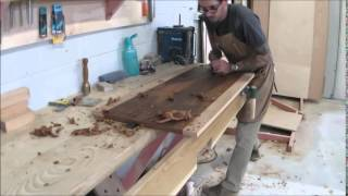 Making a shaker desk and draws