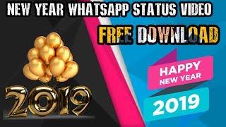 Happy new year whatsapp status 2019 Punjabi Lyrical Status Latest