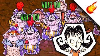 Weird Trick Let's You Freeze Mobs Permanently* | Don't Starve Hamlet