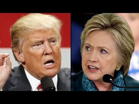 Donald Trump catching UP to Clinton as Americans catch ON to Hillary