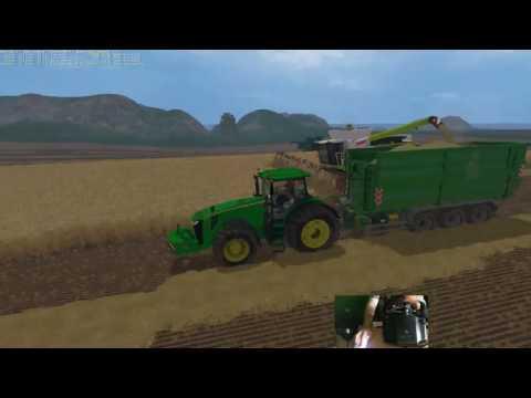 Farming Simulator15 Dary kavkazu #20 SK LivePlay[720p 60fps]