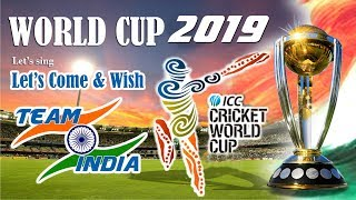 Official Cricket World Cup 2015 Song : Let