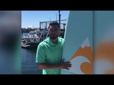 Camp Maritime Instructor Eric | NYC's First & Only All Water Adventure Camp