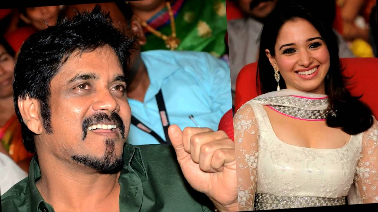 Image result for nagarjuna and tamanna