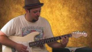 blues lead guitar lesson major pentatonic for that sweet sounding blues