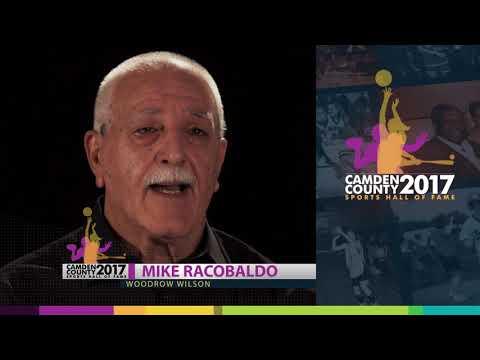 Mike Racobaldo - 2017 Camden County Sports Hall of Fame