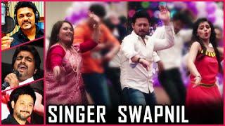 Swapnil Joshi Turns Singer For Chimani Chimani Song | Laal Ishq | Amit Raj, Adarsh | Marathi Movie