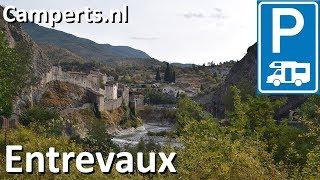 Camping du Brec, Entrevaux, Provence-Alpes-Côte d'Azur, Frankrijk (English subtitled)