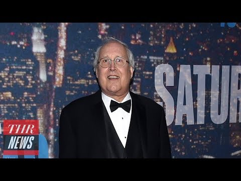 Chevy Chase Drags 'Saturday Night Live':