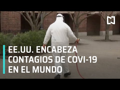 Coronavirus: EE.UU. registras