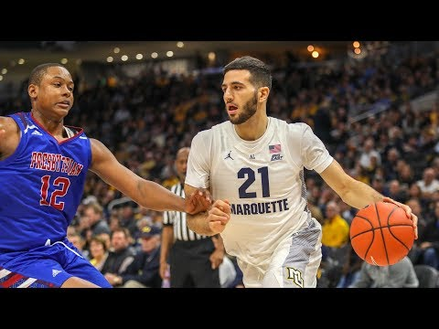 Marquette Courtside - Marquette bounces back with 74-55 win over Presbyterian