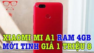 Tư vấn điện thoại Xiaomi Mi A1 RAM 4GB GIÁ SỐC 1 TRIỆU 8 có đáng mua không