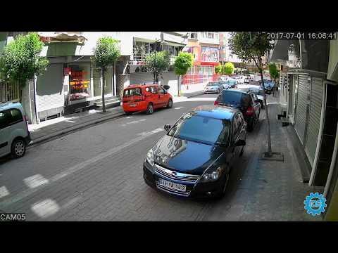 IDS AllStar 3MP Lens XM2035 1080P FullHD AHD Güvenlik Kamerası
