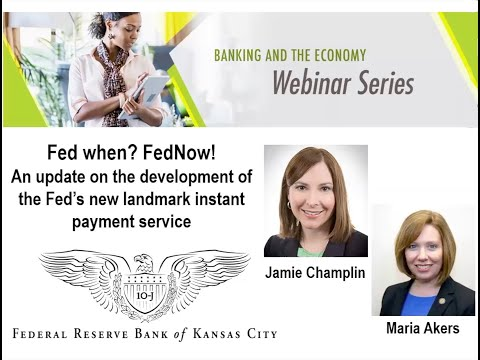 FedNow: An Update on the Fed's New Instant Payment System
