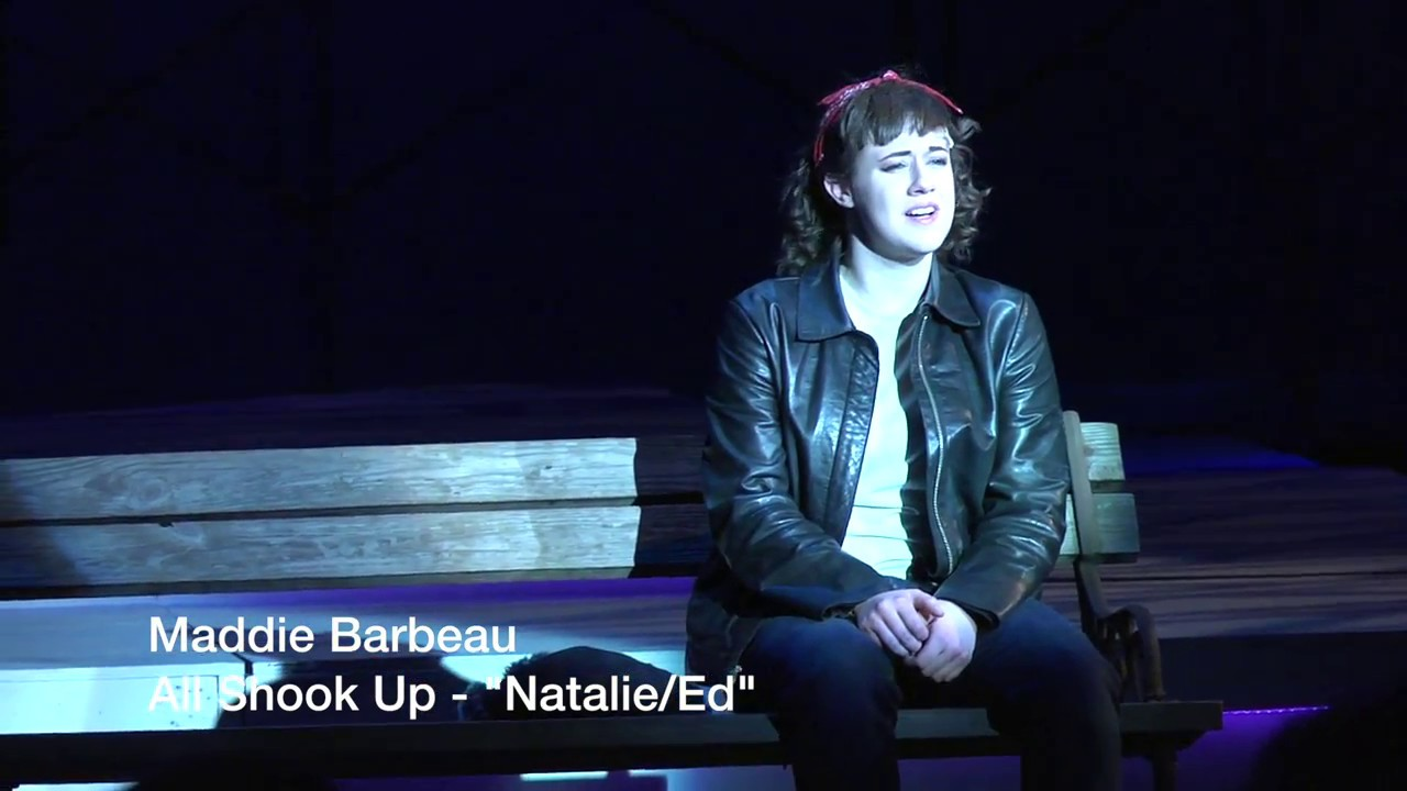 "all shook up natalie Thank you to everyone that auditioned for ""all shook up"" once again we marveled at the talent in our area, and we wish we could have cast everyone that auditioned."