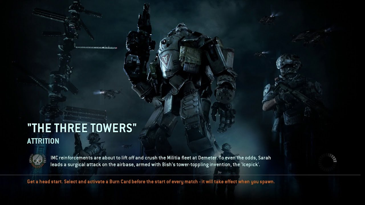 Titanfall Chapter 6 Here Be Dragons Hardpoint Domination