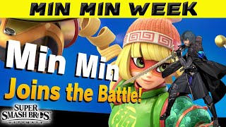 Arms May Not Survive But, Min Min Week Is Here. - T-Pals Presents: Smash Ultimate - Part 48|Thunder Pals