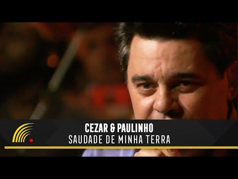 Cezar & Paulinho com Belmonte e Amaraí - Saudade de minha terra - Alma Sertaneja