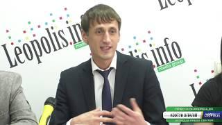 Прес-конференція щодо проведення Х всеукраїнського дитячого турніру з футболу «Легенди Спартака» thumbnail