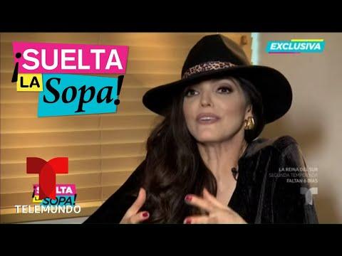 Ana Bárbara habló de la supuesta rivalidad con Selena  Suelta La Sopa  Entretenimiento