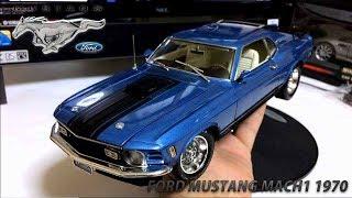 Veja neste vídeo o Ford Mustang Mach1 1970 da antiga Highway 61 fei...