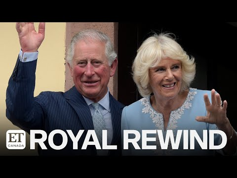 Prince Charles Tests Positive For COVID-19 | ROYAL REWIND