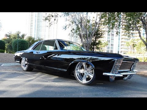 1965 Buick Riviera Custom Alloway's Hot Rod Shop The SEMA Show 2016