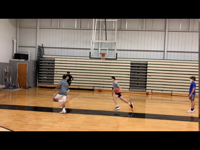 Basketball Tag