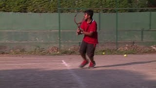 Tennis: Pakistani teens' ticket to foreign universities