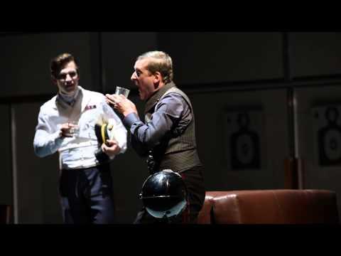 Othello - trailer k inscenaci Daniela Špinara