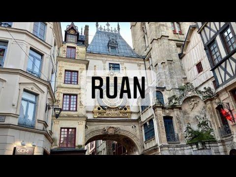 Download La ciudad de RUAN (Rouen) Francia.