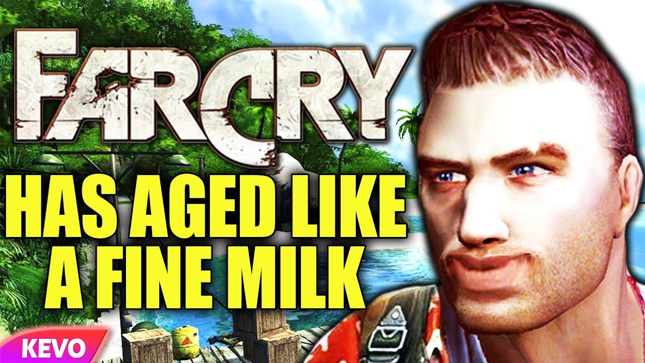 Far Cry has aged like a fine milk thumbnail
