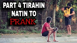 "PART 4 | BOSS TIRAHIN NA NAMIN TO ""PUBLIC"" (PRANK)"