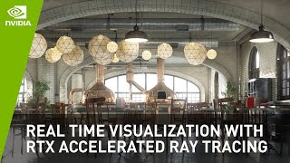 Real Time Visualization And RTX Accelerated Ray Tracing and DLSS With D5 Render | NVIDIA Studio